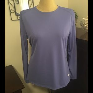 Long Sleeve Athletic Tops (2)